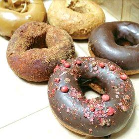 SOSOSOWのドーナツの種類