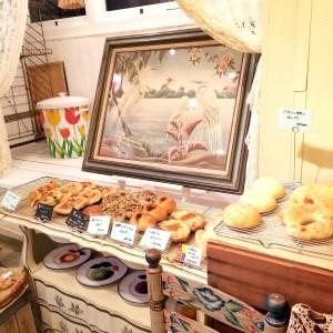 パン屋イシノウエのパンの種類